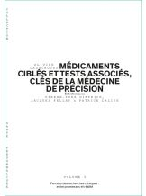 MEDICAMENTS CIBLES ET TESTS ASSOCIES