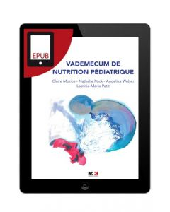 VADEMECUM DE NUTRITION PEDIATRIQUE (EPUB)
