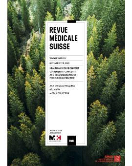 REVUE MÉDICALE SUISSE 714-2