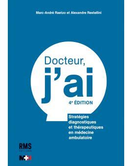 DOCTEUR, J'AI - 4è ED (EPUB)