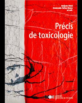PRECIS DE TOXICOLOGIE