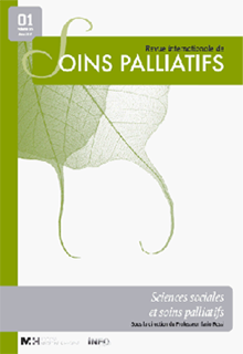 Revue internationale de Soins palliatifs